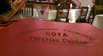 Photo of Peruvian Restaurant Coya at Tucumán 874, Buenos Aires, Argentina