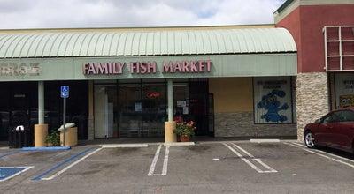 Photo of Arcade Family Fish Market at 18503 Avalon Blvd, Carson, CA 90746, United States
