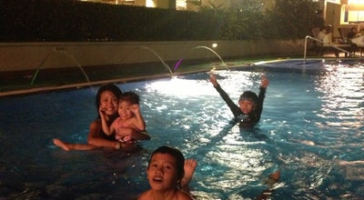 Photo of Pool Manila Hotel Pool at Manila, Philippines