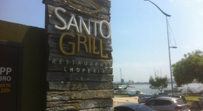 Photo of BBQ Joint Santo Grill Restaurante at Beira Rio, Itajaí 88301-701, Brazil