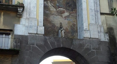 Photo of Historic Site Porta di San Gennaro at Via Porta Di San Gennaro, Napoli 80138, Italy