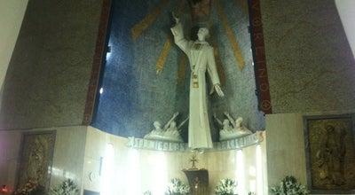 Photo of Church Iglesia De San Nicolas Tolentino at Mexico