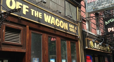 Photo of Bar Off The Wagon at 109 Macdougal St, New York, NY 10012, United States