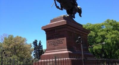 Photo of Monument / Landmark Monumento a Belgrano at Rosario 2000, Argentina