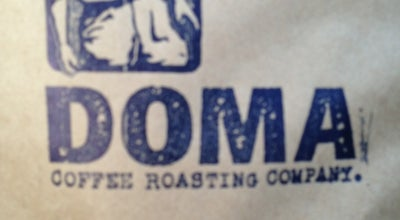 Photo of Coffee Shop DOMA Coffee Roasting Company at 6240 E Seltice Way, Post Falls, ID 83854, United States