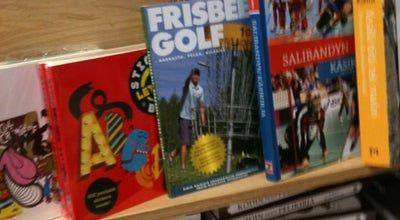 Photo of Bookstore Suomalainen kirjakauppa at Asemakatu 6, Salo 24100, Finland