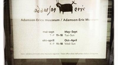 Photo of Art Museum Adamson-Ericu Muuseum at Estonia