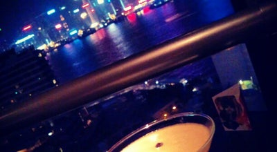 Photo of Hotel Bar Sky Lounge 視佳廊 at 18/f, Sheraton Hong Kong Hotel & Towers, 20 Nathan Rd, Hong Kong, Hong Kong