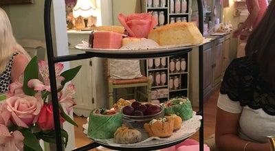 Photo of Tea Room English Rose Tea Room at 163 W Neal St, Pleasanton, CA 94566, United States