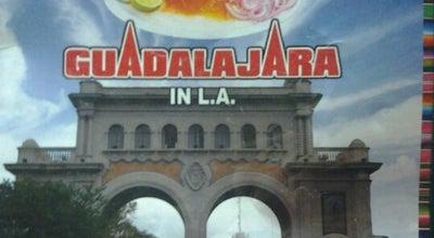 Photo of Mexican Restaurant Guadalajara in L.A. at 6042 Santa Fe Ave, Huntington Park, CA 90255, United States