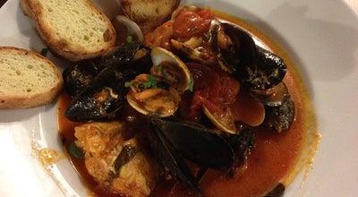 Photo of Italian Restaurant Osteria Antica Marina at Via Pardo 29, Catania 95121, Italy