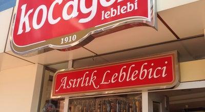 Photo of Candy Store Kocagöz Leblebi at Durak Mh. Tahsin Buruk Cd. Tavşanlı, Kütahya 43300, Turkey