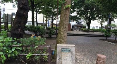 Photo of Playground 新宿公園 at 明石町8, 平塚市, Japan