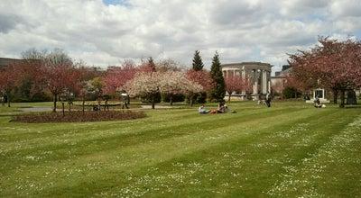 Photo of Park Cathays Park at Cardiff CF10 3NN, United Kingdom