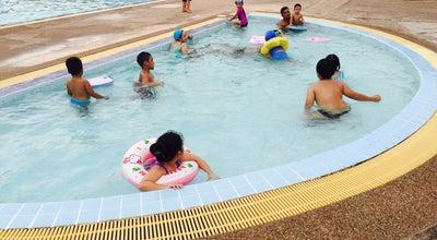 Photo of Pool สระว่ายน้ำสุรศักดิ์มนตรี เทศบาลศรีราชา at Si Racha, Thailand