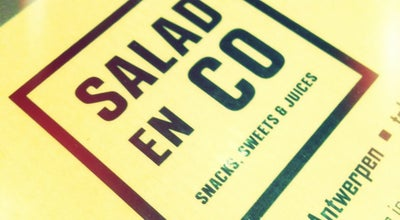 Photo of Salad Place Salad&Co at Wiegstraat 6, Antwerpen 2000, Belgium