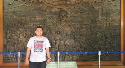 Photo of Monument / Landmark Museum Bank BRI at Purwokerto Indonesia, Indonesia