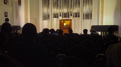 Photo of Concert Hall Башкирская государственная филармония at Ул. Гоголя, 58, Уфа 450076, Russia