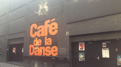 Photo of Music Venue Café de la Danse at 5 Passage Louis-philippe, Paris 75011, France