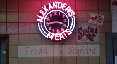 Photo of Steakhouse Alexander's Prime Meats at 6580 N San Gabriel Blvd, San Gabriel, CA 91775, United States
