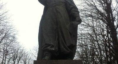 Photo of Monument / Landmark Пам`ятник Б.Хмельницькому at Бульвар Хмельницького, Рівне 33000, Ukraine