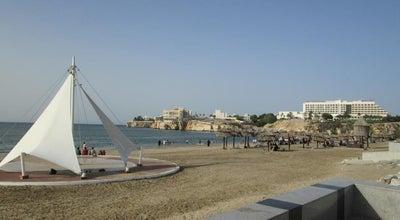 Photo of Beach Love Street | شارع الحب at Al Qurm - Shatti St, Qurum, Oman