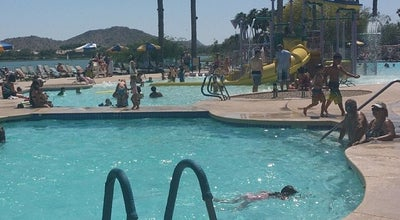 Photo of Lake Starpointe Residents Club at 17665 W Elliot Rd, Goodyear, AZ 85338, United States