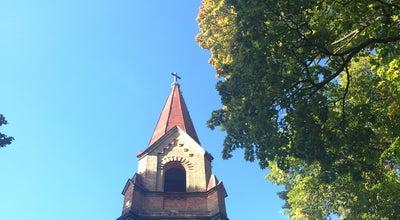 Photo of Church Bulduru baznīca at Latvia