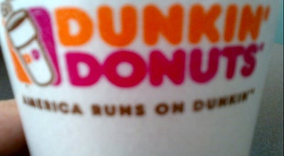 Photo of Coffee Shop Dunkin' Donuts at 402 Grand St, Jersey City, NJ 07302, United States
