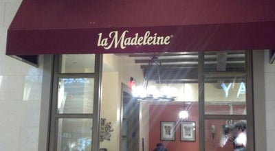 Photo of Cafe La Madeleine at 7960 Tysons Corner Ctr, McLean, VA 22102, United States