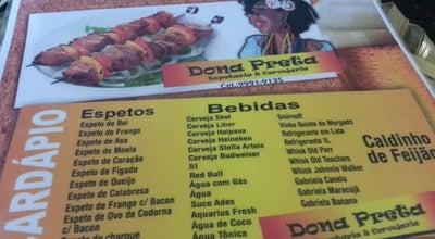 Photo of Dive Bar Dona Preta Espetaria at R. Prof. Juvino Cavalcante, 373, Arapiraca 57301-170, Brazil