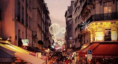 Photo of Road Rue Montorgueil at Rue Montorgueil, Paris 75002, France