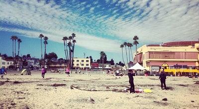 Photo of Beach Santa Cruz Main Beach at Beach St, Santa Cruz, CA 95060, United States