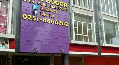 Photo of Bakery Lapis Bogor Sangkuriang at Jl. Raya Jakarta-bogor, Cibinong, Indonesia