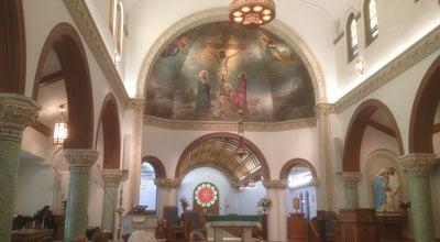 Photo of Church Sacred Heart Catholic Church at 1501 9th St, Wichita Falls, TX 76301, United States