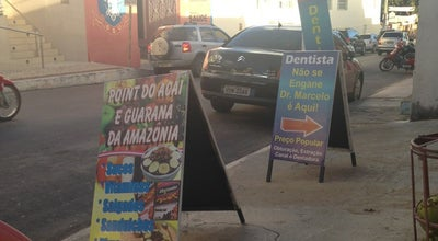 Photo of Diner Point Do Açaí at Rua Dep Manuel Francisco, Brazil