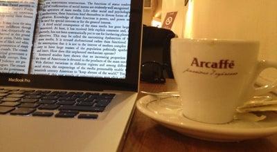 Photo of Cafe Arcaffe at 32 Maskit, Herzliya, Israel