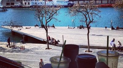 Photo of Coffee Shop Starbucks at Maremagnum, Barcelona 08002, Spain