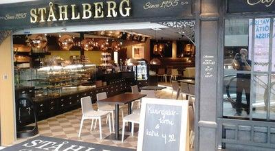 Photo of Cafe Ståhlberg Home Bakery & Café at Koskikeskus, Tampere 33100, Finland