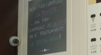Photo of Ice Cream Shop Pallini Gelaterie at Via Garibaldi 70/72, Seregno 20831, Italy