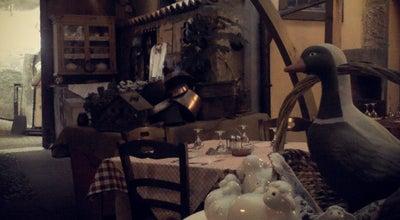 """Photo of Diner Vecchia Trattoria Birraia """"Scala della Torre"""" at Scala Della Torre, 7, Rovereto 38068, Italy"""