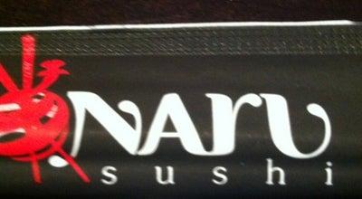 Photo of Japanese Restaurant Naru Sushi at Av. Fortuna, 30, Ribeirão Pires 09400-320, Brazil
