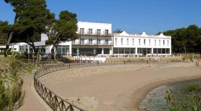 Photo of Hotel Hostal Spa Empuries at Platja Del Portitxol S/n, L'Escala 17130, Spain