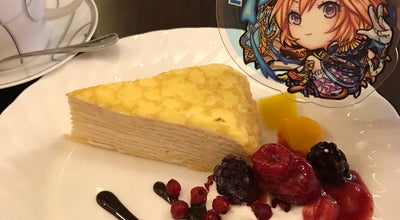Photo of Cafe カフェ 杜の香り 郡山駅店 at 燧田195, 郡山市 963-8003, Japan