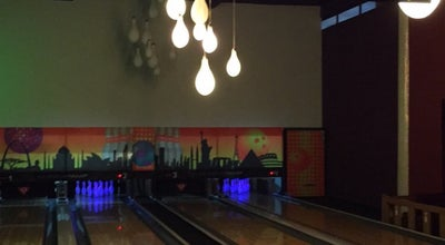 Photo of Bowling Alley Bowling lounge at Morocco