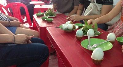 Photo of Vietnamese Restaurant Hột Vịt Lộn Thu Hà at Vietnam