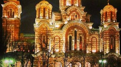 Photo of Church Crkva Svetog Marka | Hram Svetog Apostola i Jevanđeliste Marka at Bulevar Kralja Aleksandra 17, Belgrade 11000, Serbia