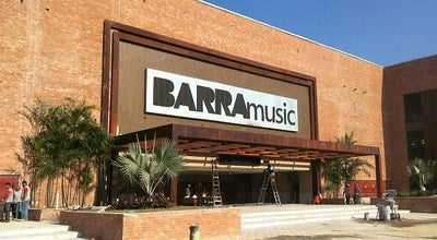 Photo of Music Venue Barra Music at Av. Ayrton Senna, 5850, Rio de Janeiro 22775-005, Brazil