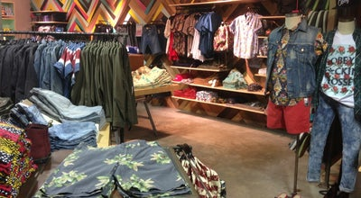 Photo of Clothing Store Urban Outfitters at 162 2nd Ave, New York, NY 10003, United States