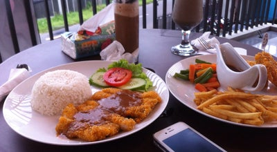 Photo of Cafe Kargloss Cafe at Jl. Raya Baturaden Km 5, Purwokerto, Indonesia